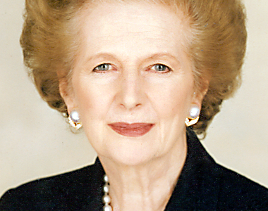 Courtesy Thatcher Foundation, WikiCommons