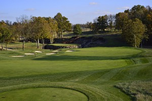 Valhalla;s 13th: An Ideal Modern Short Par 4.