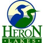 Heron Lakes LOGO
