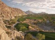 Greater Palm Springs is known for golf -- #16 at SilverRock Resort in La Quinta, here -- and a whole lot more