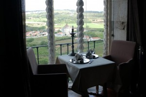 Table with a view? Pousadas typically have the best restaurant in town, and this one, overlooking medieval Obidos, may be the most popular of all, famed for its roast suckling pig.