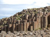 Who built the Giant's Causeway? Aliens? Finn McCool? Your guess is as good as any, but whiskey and Guinness might help.