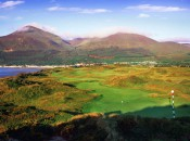 Yes, Royal County Down really is this stunning. This is the 7th hole but they all look incredible. You simply cannot miss this, truly one of the world's greatestcourses.