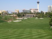 Tom Fazio did a good job with the very limited piece of land at the Wynn resort in Las Vegas, especially considering that it is in the middle of the city with a distracting monorail going around. But the second best golf resort in the Western US? Are you f*cking kidding me? I will admit it is the second best golf resort in Las Vegas. Number one US course Bandon Dunes? Did not make the list. Red Sky Ranch? Nope. Shadow Creek, perennial top ten? Nope. Su River, Oregon? The list goes on and on and on.