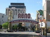 In Reno they like to party - and they like their golf!