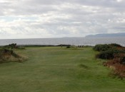 Shiskine is a beautiful links course on Scotland's Isle of Arran - but hit it anywhere near the thick rough and gorse and you'd better tee up a provisional.