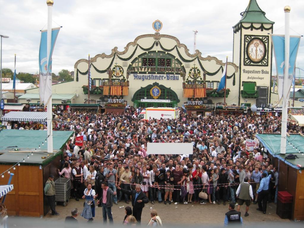 Itu0027s ... & Oktoberfest Munich: 200 Years and Still Going Strong!