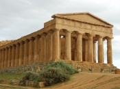 Sicliy has endless temples to Zeus, Hercules, various Greek Gods and more recently, to golf.