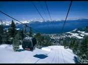 With the nation's most snow and killer views, you want to ski Heavenly and the other resorts of Lake Tahoe in the sunny spring!