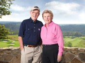 Superstar designers Pete and Alice Dye have long championed fairer golf courses for women, but the rest of the industry has not followed suit.
