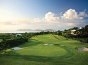 The Robert Trent Jones II course in Nevis is among the very best in the Caribbean.