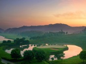 "With 12 courses and multiple hotels, China's Mision Hills is the largest golf resort on earth - and one of the best.  But it got beaten in the new Conde Nast Traveler golf poll by a couple of ""golf resorts"" with no golf at all!"