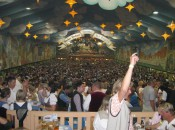 Munich's Oktoberfest is always awesome, but trust me, it is even better from the VIP section