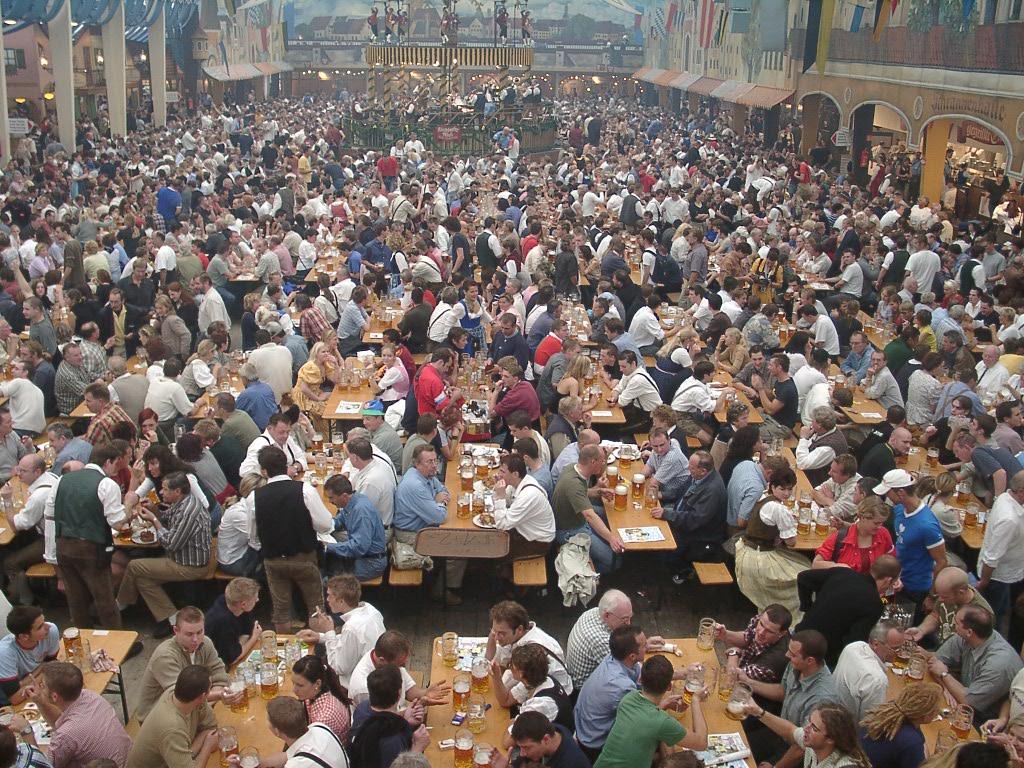 Ultimate Oktoberfest Trip - 10 best tents to visit at oktoberfest in munich