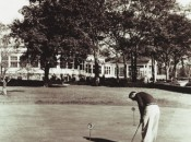 The Seaview Resort is steeped in history and was the site of the 1942 PGA Championship.