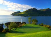 The Kiele Course at Kauai Lagoons has the longest oceanfront stretch of holes in Hawaii!