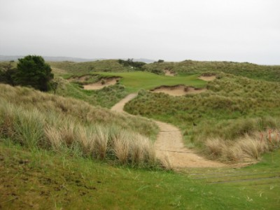 Barnbougle Dunes is a bit of Scotland transported to Tasmania - and one of two adjacent courses here ranked in the World's Top 100.