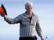Bill Murray after winning the Pro-Am at Pebble Beach