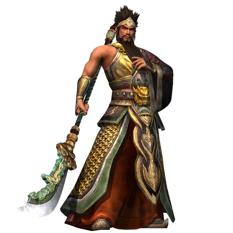 guan yu god of war