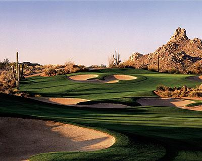 The Monument Course at Troon North