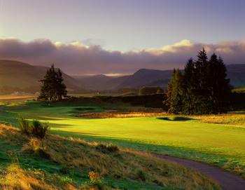 Gleneagles, Johnnie Walker Championship, Golf, Golf in Scotland