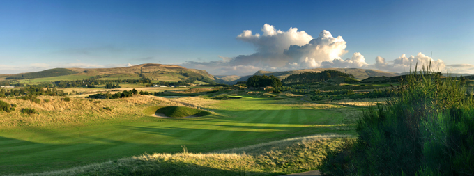 Gleneagles, Johnnie Walker Championship, Golf, Golf in Scotland