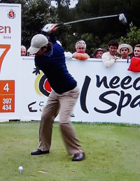 thomas aiken, golf, omega european tour, golf in switzerland