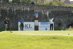 Golf, Galgorm Castle, golf in ireland, player B