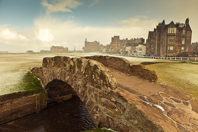 St Andrews © Evan Wilson Photography