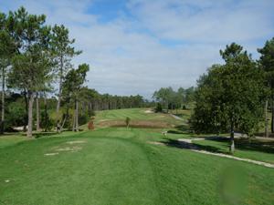 Campo De Golf De Meis, golf in Galicia, golf in spain, golf