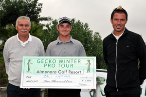 Gecko Pro Tour, European Tour, Spanish Tour, Golf in Spain, Amenara Golf Resort