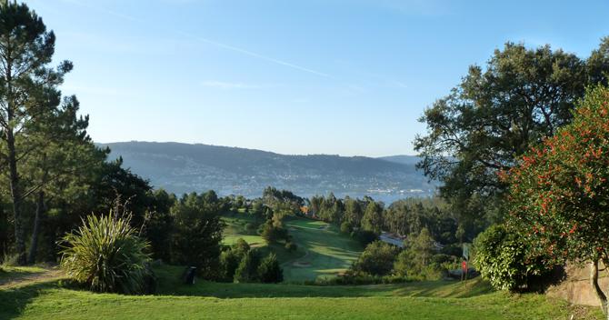 Ria de Vigo Golf Club, golf in Galicia, golf in spain, golf