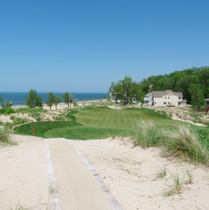 Habor Shores, Golf in Michigan, Pure Michigan