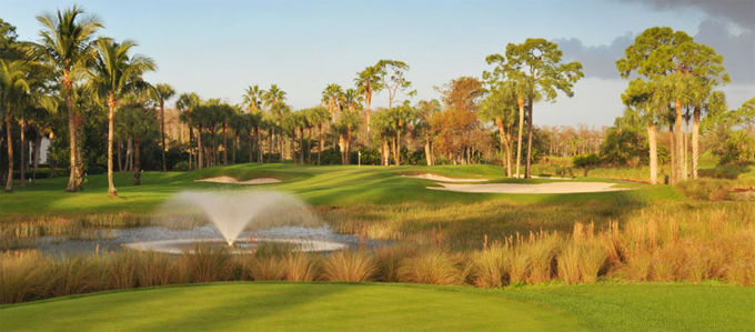The Fazio design, Nicklaus redesigned Champions Course at The PGA Resort, Palm Beach © Peter Corden