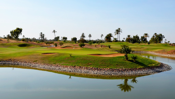 Golf in Morocco, Golf Travel, Golf in Marrakech, Amelkis Golf Club, Cabell Robinson