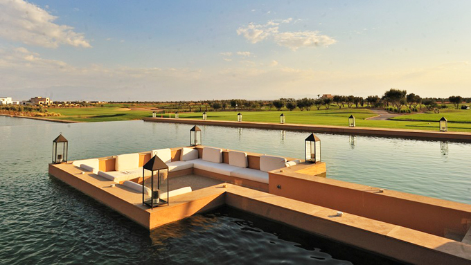 Golf in Morocco, Golf Travel, Golf in Marrakech, Al Maaden Golf Club, Kyle Phillips Design