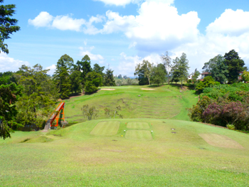 Club Macarena, Medellin, Colombia, golf in Medellin, golf in Colombia