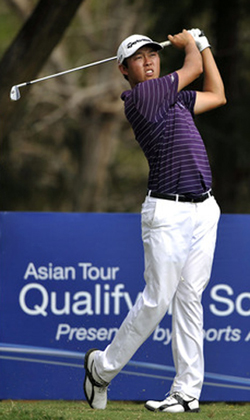 David Lipsky 33/1 © Asian Tour