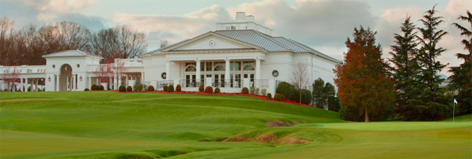 The beautiful Quail Hollow original design by George Cobb © Quail Hollow Club