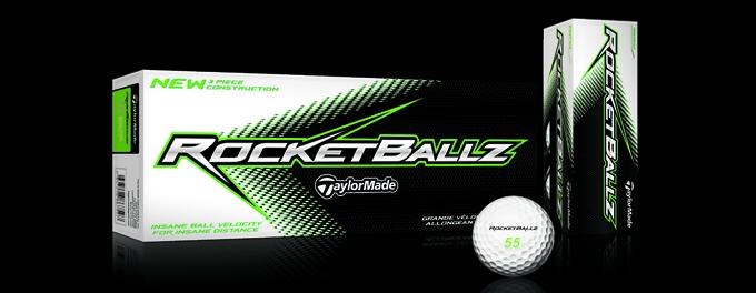 TaylorMade, TM, TaylorMade Rocketballz, Rocketballz,