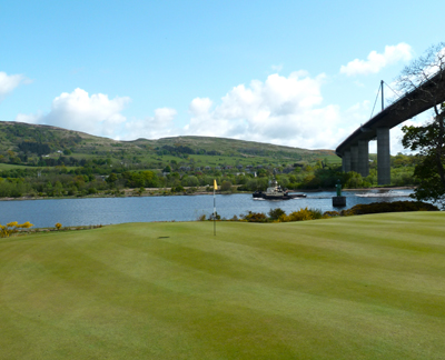 Golf in Scotland, Golf Road Warriors, Mar Hall Hotel, Earl of Mar Course