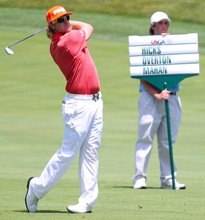 Hunter Mahan 25/1 © Keith Allison