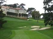 The second shot to the tight 18th green, you feeling lucky! © The A Position