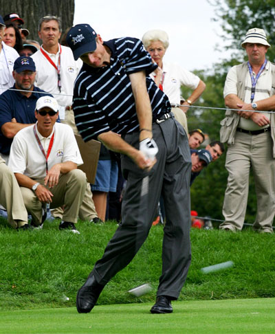 Jim Furyk 28/1 © James Marvin Phelps