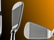 Face, Toe and Address Position of the i20 Irons