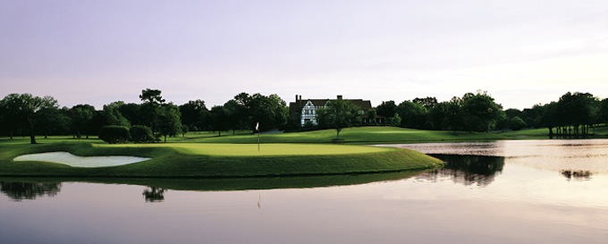 East Lake GC, originally designed by Donald Ross, redesigned by Rees Jones © Rees Jones