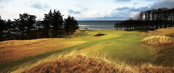 Kyle Phillips designed Kingsbarns course © Kevin Murray