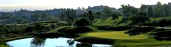The Bobby Weed designed TPC Summerlin course © Peter Corden