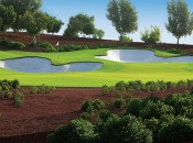 Greg Norman's Earth Course © Jumeirah Golf Estates