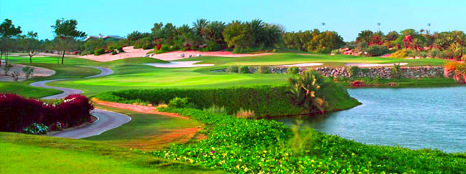 Abu Dhabi Golf Club © Peter Corden